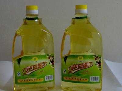 岳西山茶油
