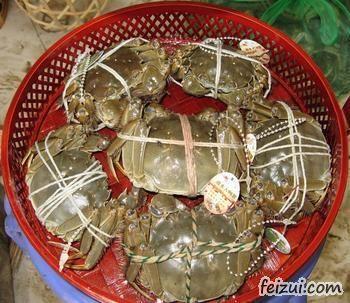 五河沱湖螃蟹