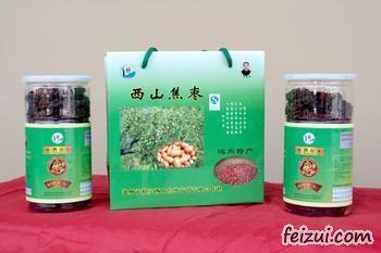 贵池西山焦枣