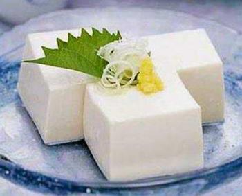 三河水豆腐
