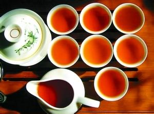 鹫红工夫红茶