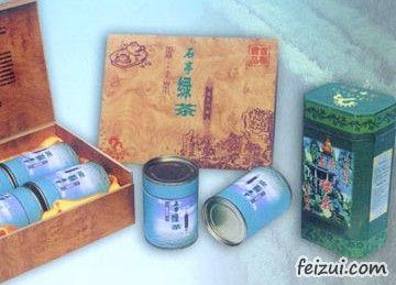 南安石亭绿茶