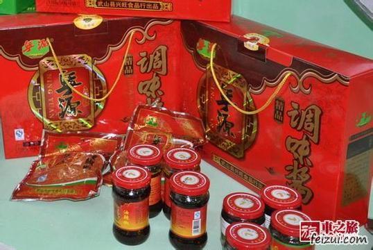 武山香油豆瓣酱