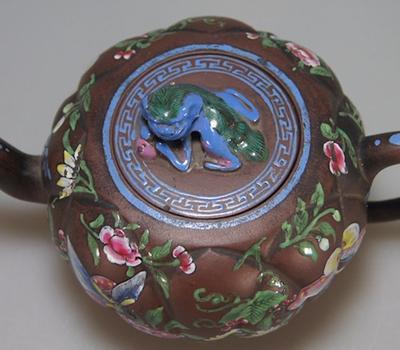 广州织金彩瓷