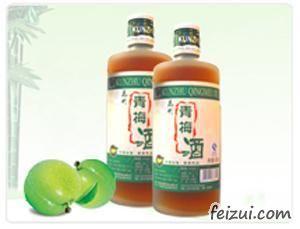 龙门南昆山青梅酒