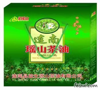 连南瑶山茶油