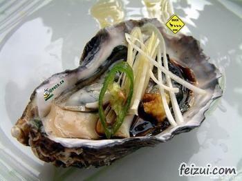 海丰高螺牡蛎