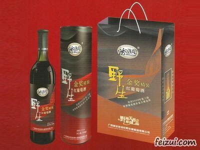 都安野生山葡萄酒