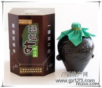 金秀瑶瓠古酒