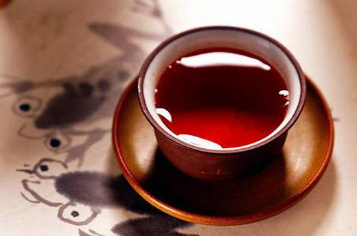 羊艾红碎茶