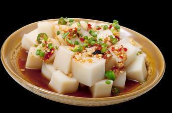 岑巩米豆腐