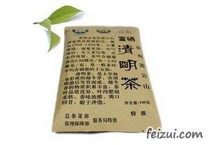 雷公山富硒清明茶