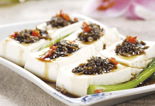 都山水豆腐