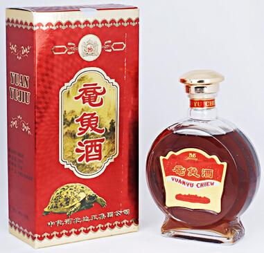 昌黎鼋鱼酒