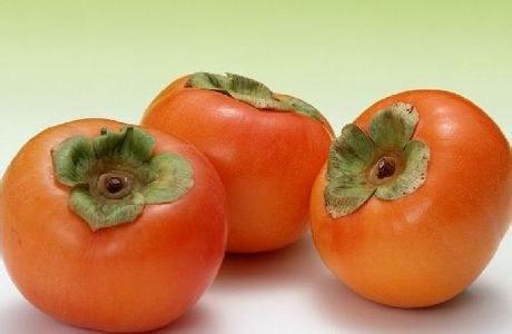 元氏大红袍柿子
