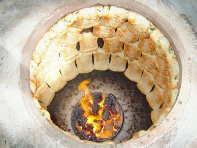 内乡缸炉烧饼