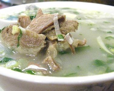 花石羊肉汤
