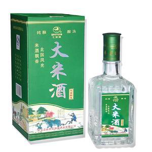 庆安大米酒