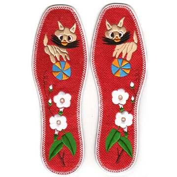 土家绣花鞋垫