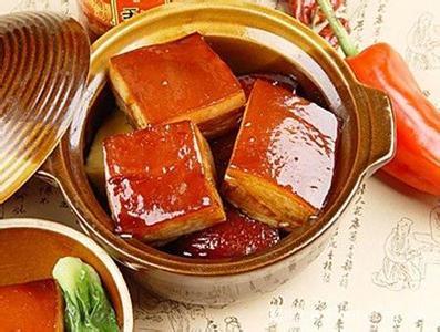 黄州东坡肉