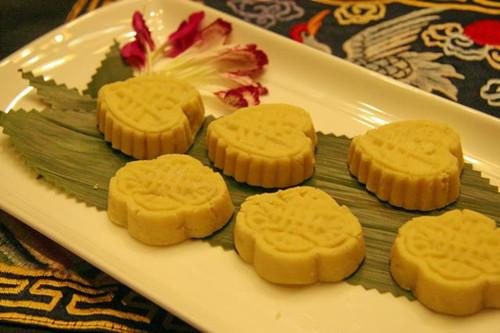 潜江福寿饼
