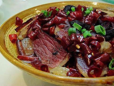 神农架腊肉