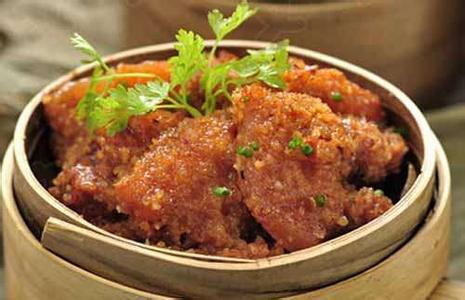 武汉粉蒸肉