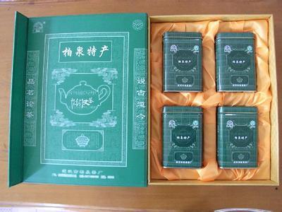 柏泉龙井茶