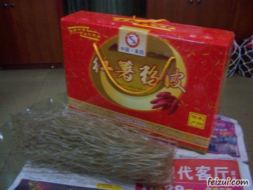 耒阳红薯粉皮