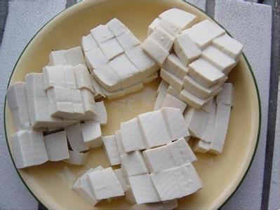 白溪水豆腐
