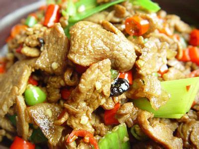 醴陵小炒肉