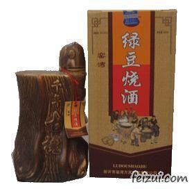 窑湾绿豆烧酒
