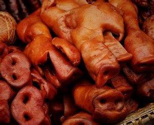 滨海猪头肉