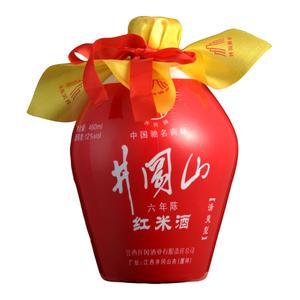 井冈山红米酒