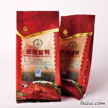 萍乡田园酱鸭