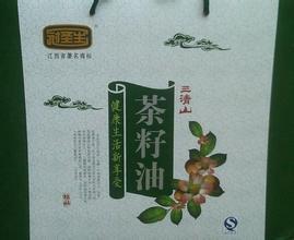 三清山茶籽油