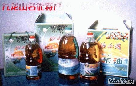 仙女湖纯正茶油