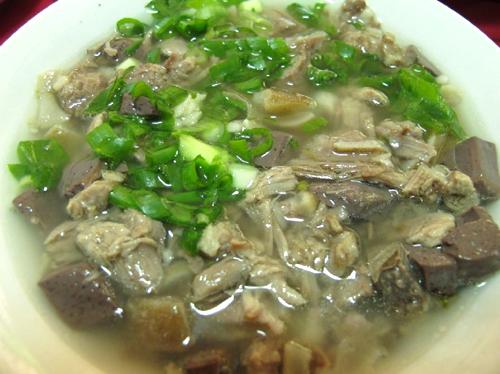 喀左羊杂汤