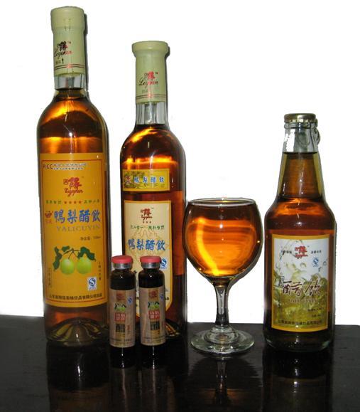 阳信鸭梨醋饮