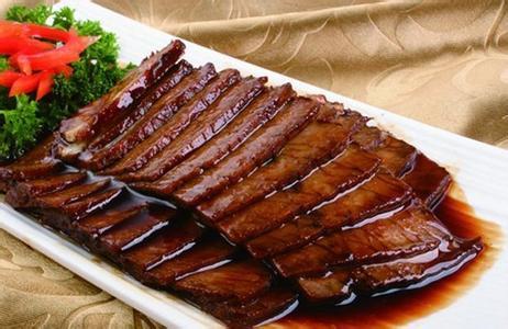 圣喜酱牛肉