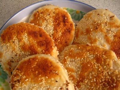 房寺油酥烧饼