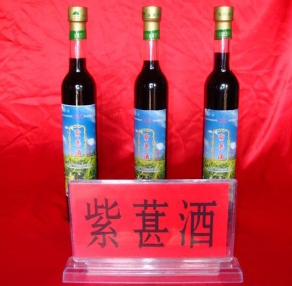龙居紫葚酒