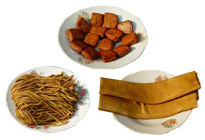 平阴豆腐皮