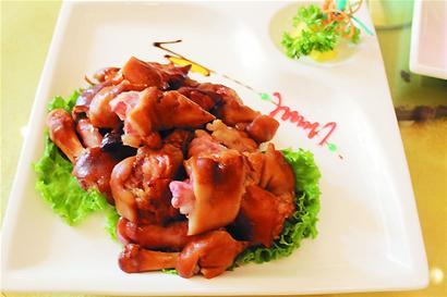 旭东猪头肉