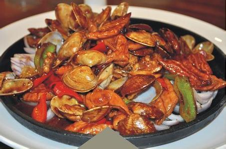 胶州湾杂色蛤