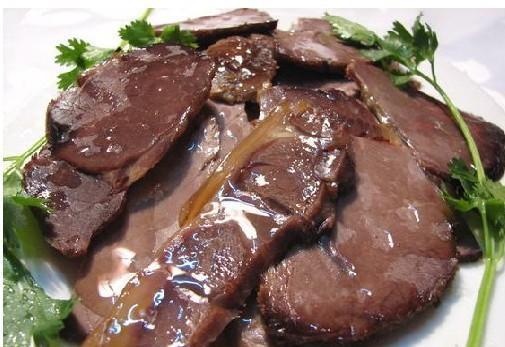 蓬莱卤驴肉