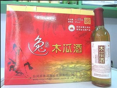 白河木瓜酒