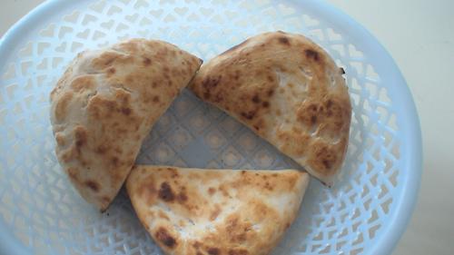 大荔月牙烧饼