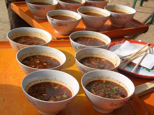 长武血条汤