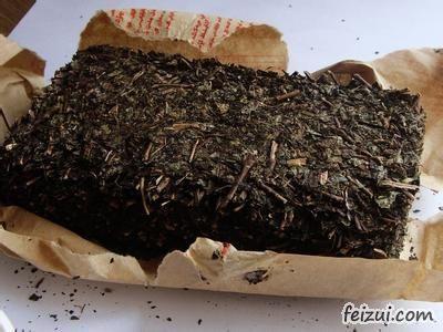 泾阳茯砖茶